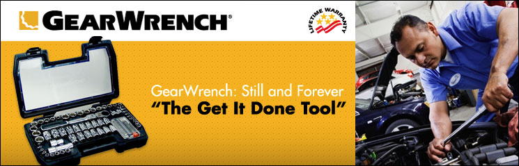 GearWrench: Still and Forever